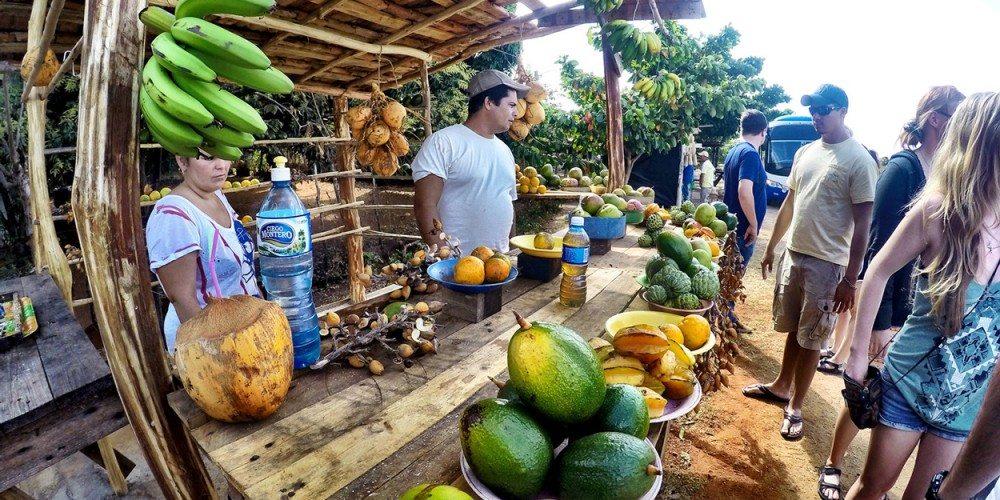 Cuba food vendor