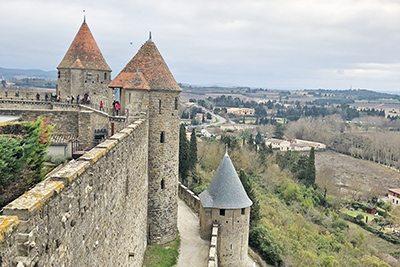 Castle in Montpellier