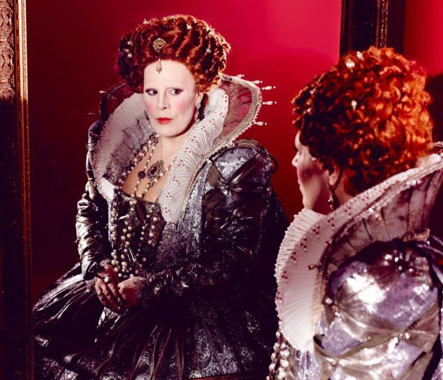 Queen Elizabeth I in Roberto Devereux
