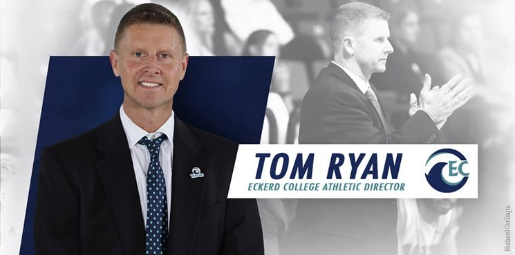 Coach Ryan, Eckerd College Athletic Director