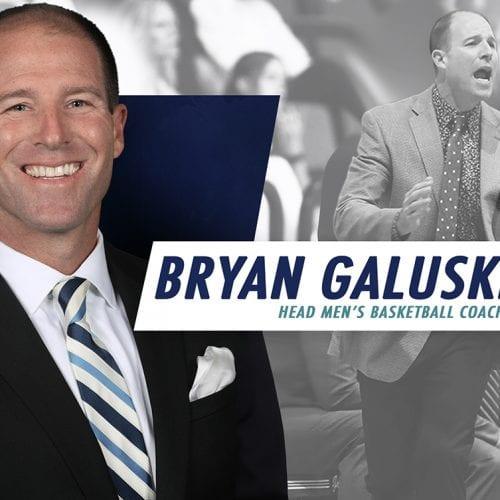 Bryan Galuski '98 smiling