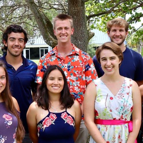 Eckerd College Hollings Scholars 2019