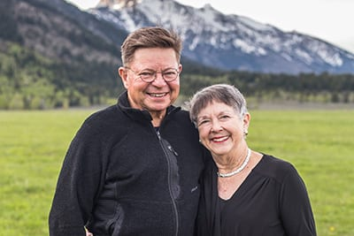 Dr. and Mrs. Eastman