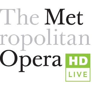 The Metropolitan Opera HD logo