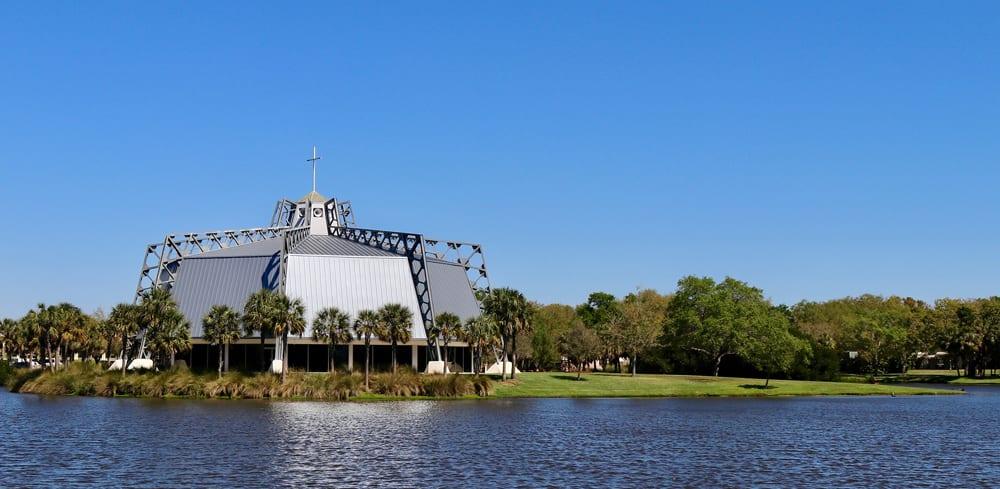 Wireman Chapel in 2019