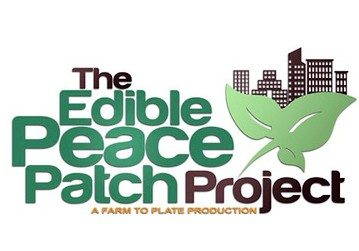 Edible Peace Patch Project logo
