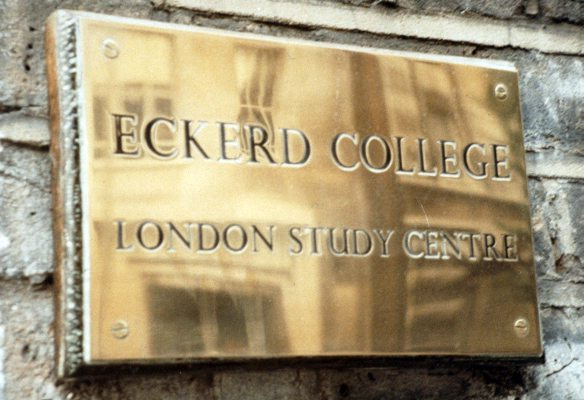 Eckerd climbs the rankings for study abroad participation ...