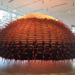 Sculpture by Jason Hackenwerth