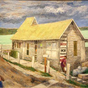 Robert Hodgell, Bait Shop