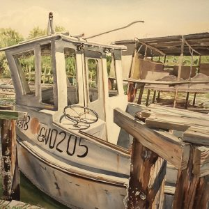 Robert Hodgell, Boat