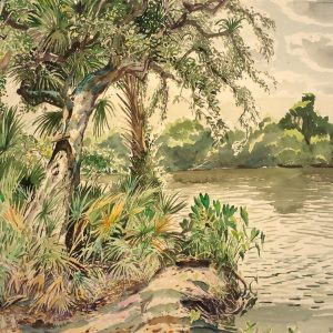 Robert Hodgell, Landscape