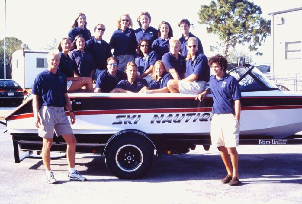 Waterski team