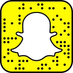 Snapcode to add TodatAtEC as a friend on Snapchat