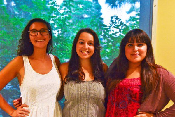 Latinos Unidos board