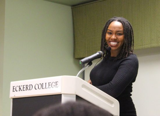 Opal Tometi, Nigerian-American writer, strategist and community organizer