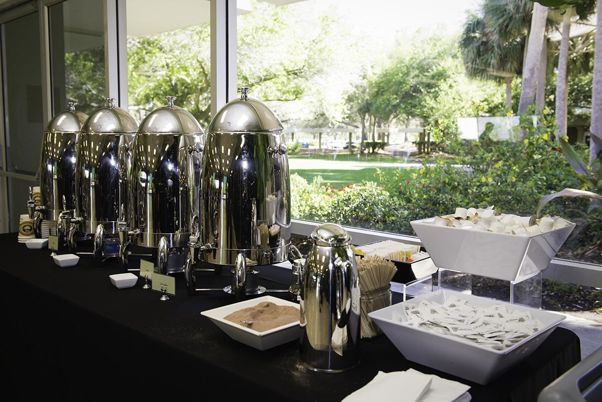 Conference beverages