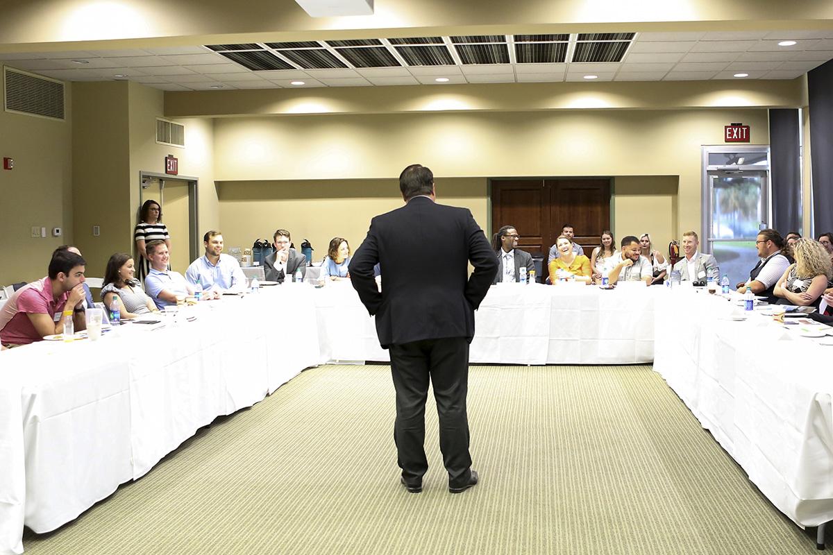 Conference in Triton Room
