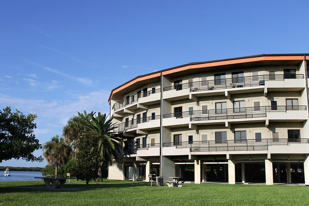 Residence hall - Omega
