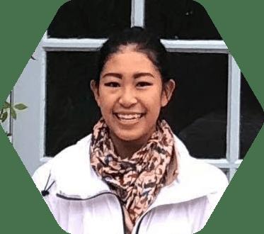 Eckerd engineering student Nadine Wong